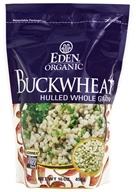 Eden Foods - Organic Buckwheat Hulled Whole Grain - 16 oz. (024182021516)