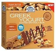 Rickland Orchards - All Natural Greek Yogurt Coated Bar Peanut Butter - 5 Bars (858411003529)