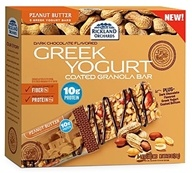 Rickland Orchards - All Natural Greek Yogurt Coated Bar Peanut Butter - 5 Bars - $7.99