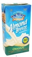 Image of Blue Diamond Growers - Almond Breeze Almond Milk Original - 0.5 Gallon