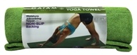 Image of Gaiam - Grippy Yoga Towel Apple Green