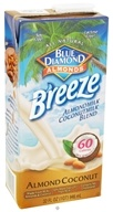 Blue Diamond Growers - Breeze Almond Milk Almond Coconut - 32 oz.