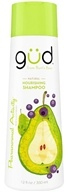 GUD From Burt's Bees - Shampoo Natural Nourishing Pearanormal Activity - 12 oz.