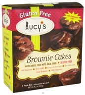 Image of Dr. Lucy's - Gluten Free Brownie Cakes - 4 Pack(s)