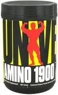 Universal Nutrition - Amino 1900 Amino Acid Supplement - 300 Tablets, from category: Sports Nutrition