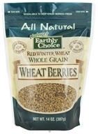 Nature's Earthly Choice - Red Winter Wheat Whole Grain Wheat Berries - 14 oz. (897034002151)