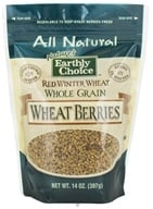 Nature's Earthly Choice - Red Winter Wheat Whole Grain Wheat Berries - 14 oz. by Nature's Earthly Choice