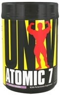 Image of Universal Nutrition - Atomic 7 BCAA Performance Groovy Grape 73 Servings - 1 kg.