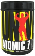 Universal Nutrition - Atomic 7 BCAA Performance 'Lectric Lemon Lime 76 Servings - 1 kg.
