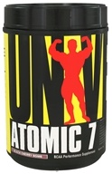 Image of Universal Nutrition - Atomic 7 BCAA Performance Black Cherry Bomb 90 Servings - 1.16 kg.