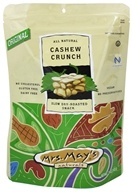 Mrs. May's Naturals - Slow Dry-Roasted Snack Cashew Crunch - 5 oz. (612820550025)