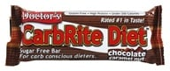 Universal Nutrition - Doctor's CarbRite Diet Bar Chocolate Caramel Nut - 2 oz. by Universal Nutrition