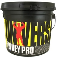 Universal Nutrition - Ultra Whey Pro Triple Whey Formula Vanilla Ice Cream - 10 lbs. (039442015495)