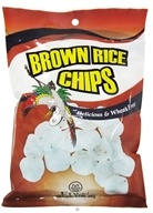 Image of Eden Foods - Brown Rice Chips - 1.7 oz.