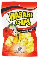 Eden Foods - Wasabi Chips - 2.1 oz. by Eden Foods