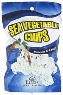 Eden Foods - Sea Vegetable Chips - 2.1 oz. (024182520521)
