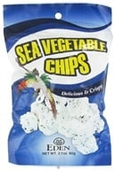 Eden Foods - Sea Vegetable Chips - 2.1 oz.