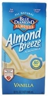 Blue Diamond Growers - Almond Breeze Almond Milk Vanilla - 32 oz. (041570068366)