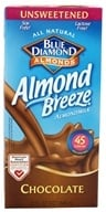 Blue Diamond Growers - Almond Breeze Almond Milk Unsweetened Chocolate - 32 oz. - $2.75