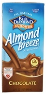 Blue Diamond Growers - Almond Breeze Almond Milk Chocolate - 32 oz., from category: Health Foods