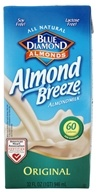 Blue Diamond Growers - Almond Breeze Almond Milk Original - 32 oz. (041570068274)