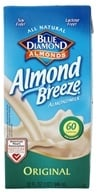 Image of Blue Diamond Growers - Almond Breeze Almond Milk Original - 32 oz.