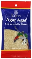 Image of Eden Foods - Agar Agar Sea Vegetable Flakes - 1 oz.