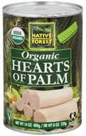 Native Forest - Hearts Of Palm Organic - 14 oz., from category: Health Foods