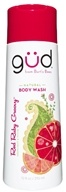 GUD From Burt's Bees - Body Wash Natural Red Ruby Groovy - 10 oz.
