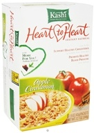 Image of Kashi - Heart to Heart Instant Oatmeal Apple Cinnamon - 12.1 oz.