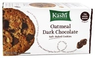 Image of Kashi - Soft Baked Cookies Oatmeal Dark Chocolate - 8.5 oz.