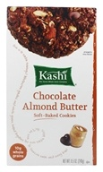 Kashi - Soft Baked Cookies Chocolate Almond Butter - 8.5 oz. (018627711995)