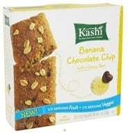 Image of Kashi - Soft n Chewy Bars Banana Chocolate Chip - 7 oz.