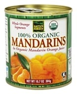 Native Forest - Mandarins Organic - 10.75 oz. - $2.49