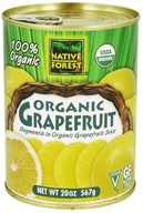 Native Forest - Grapefruit Organic - 20 oz. - $4.19