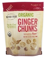 Woodstock Farms - Organic Ginger Chunks - 5.5 oz.