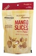 Woodstock Farms - All-Natural Mango Slices - 7.5 oz. (042563008208)