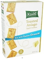 Image of Kashi - Snack Crackers Toasted Asiago - 9 oz.
