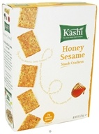Kashi - Snack Crackers Honey Sesame - 9 oz. - $4.29