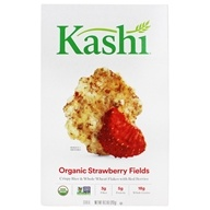 Image of Kashi - Organic Cereal Strawberry Fields - 10.3 oz.