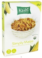 Kashi - Organic Cereal Simply Maize - 10.5 oz. (018627703426)