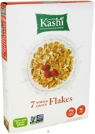 Kashi - Organic Cereal 7 Whole Grain Flakes - 12.6 oz. (018627702610)