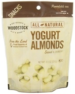 Woodstock Farms - All-Natural Yogurt Almonds - 8.5 oz. by Woodstock Farms