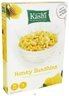 Image of Kashi - Cereal Squares Honey Sunshine - 10.5 oz.