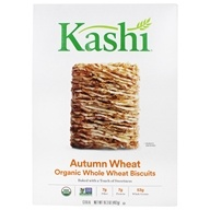 Kashi - Organic Cereal Autumn Wheat - 16.3 oz. (018627703129)