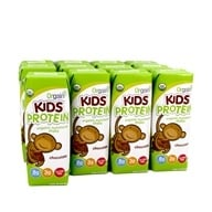 Orgain - Healthy Kids Organic Ready To Drink Meal Replacement Chocolate - 12 Pack - $22.99