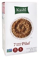 Kashi - 7 Whole Grain Pilaf (3 x 6.5 oz Packets) - 19.5 oz. (018627012344)