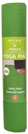 Gaiam - Premium Yoga Mat Honeydew by Gaiam