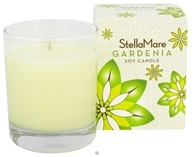 Stella Mare - Soy Candle Gardenia - 5 oz., from category: Aromatherapy
