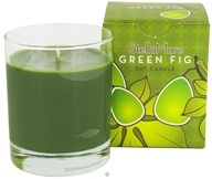 Stella Mare - Soy Candle Green Fig - 5 oz., from category: Aromatherapy